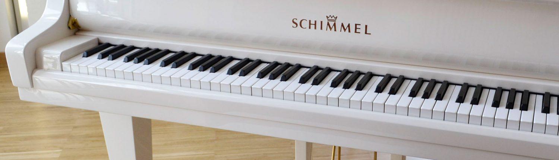 Klavier für Veranstaltungen in der Viba Erlebnis-Confiserie Dresden