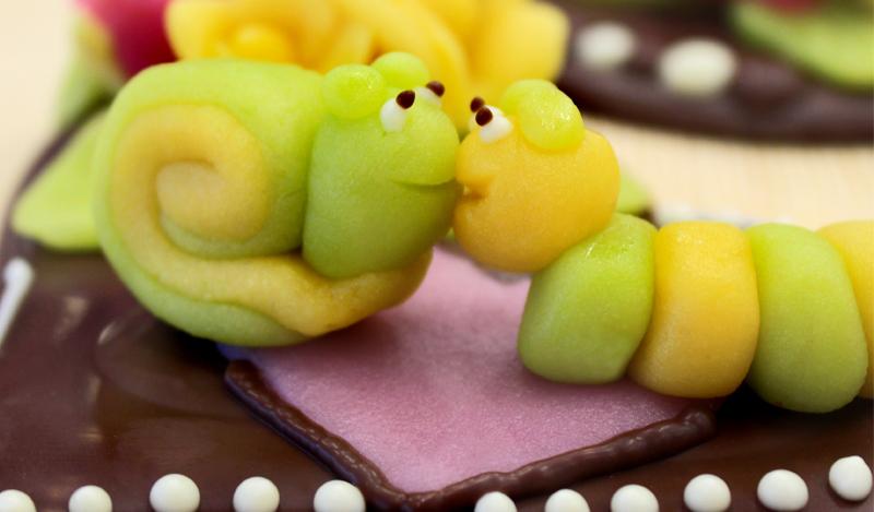 Süßes Ferienvergnügen Confiserie-Kurs »Marzipanfiguren«