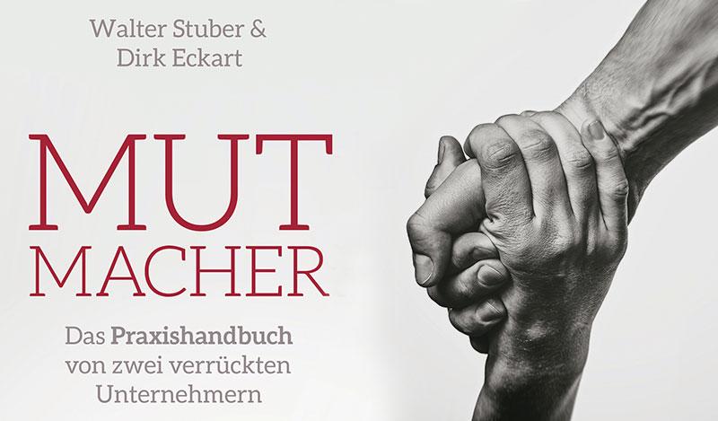 """Buchvorstellung """"Mutmacher"""""""