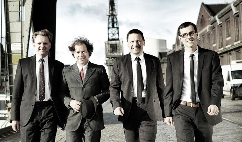 Tanztee mit Götz Bergmann & his Gentlemen