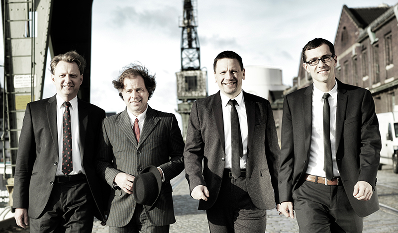 Herbst-Tanz mit dem Götz Bergmann Quartett