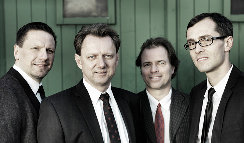 2. Tanztee mit dem Götz Bergmann Quartett<span class=