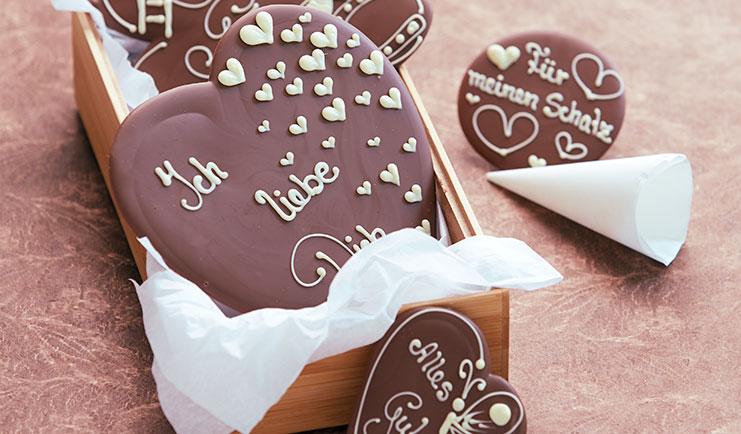 Valentinstag Viba Erlebnis Confiserie Dresden